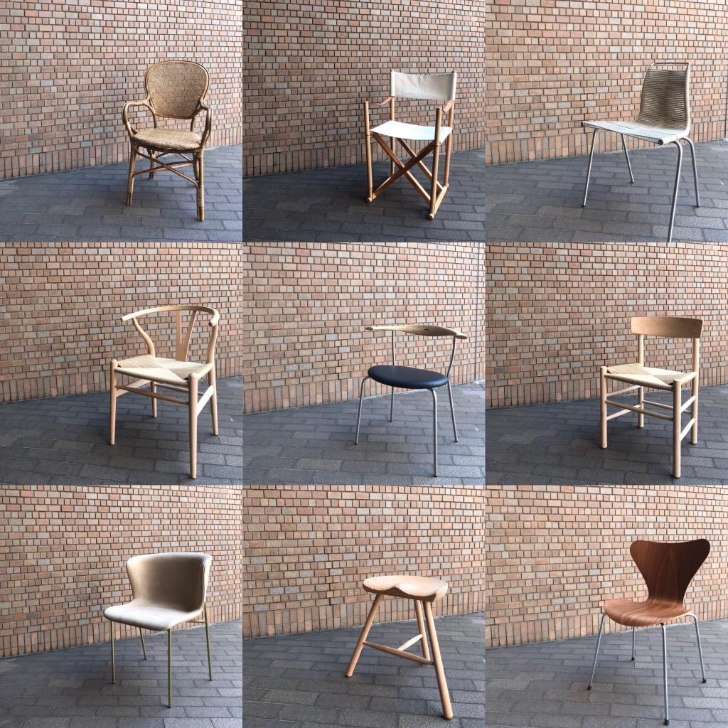 受け継がれる、北欧の椅子②