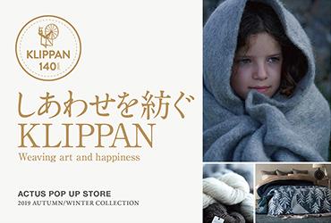 KLIPPAN POP UP STORE